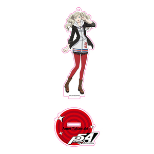 PERSONA5 the Animation 秀尽学園高校購買部 アクリルマスコット 高巻杏