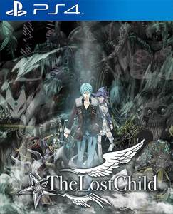 The Lost Child PS4版 イーゼル付キャンバスアートセット【エビテン限定特典付】