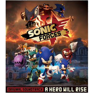 Sonic Forces Original Soundtrack
