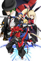 TV���˥᡼������BLAZBLUE ALTER MEMORY�١�����������ŵ�դ����åȡ�
