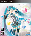 �鲻�ߥ� -Project DIVA- F 2nd PS3�� (ͽ����ŵ�դ�)