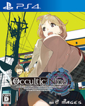 OCCULTIC;NINE PS4版 3Dクリスタルセット【エビテン限定特典付】