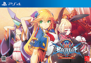 BLAZBLUE��CENTRALFICTION Limited Box �ե�����DX�ѥå�