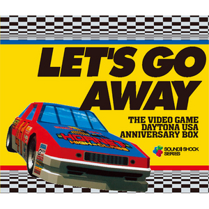 Let's Go Away The Video Game DAYTONA USA