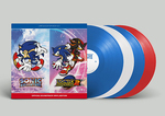 SONIC ADVENTURE & SONIC ADVENTURE 2  OFFICIAL SOUNDTRACK SIGNED LIMITED EDITION