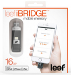 Leef iBRIDGE Lightning端子つきUSBメモリー 16GB