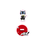 PERSONA5 the Animation 秀尽学園高校購買部 アクリルマスコット モルガナ 【受注生産】