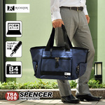 TRICKSTER Brave Collection SPENCER (スペンサー) 2WAYトート ブラック