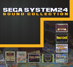 SEGA SYSTEM24 SOUND COLLECTION