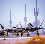 ACE COMBAT INFINITY & SERIES MUSIC BEST 【エビテン専売】
