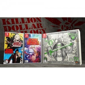 No More Heroes 3 KILLION DOLLAR TRILOGY ファミ通DXパック