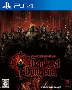 Darkest Dungeon PS4版 【エビテン限定特典付】