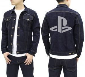 "ジージャン ""PlayStation"" INDIGO-L"