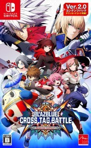 BLAZBLUE CROSS TAG BATTLE Special Edition 3Dクリスタルセット+BLAZBLUE SOUND COMPLETE BOX NS版