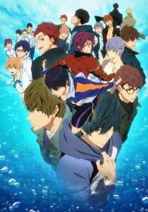 Free!-Dive to the Future-【6】Blu-ray