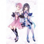 BLUE REFLECTION RAY/澪 Blu-ray第1巻(エビテン限定特典付き)